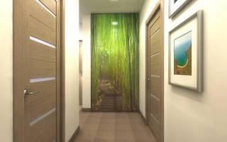 Ремонт коридора в панельном доме фото