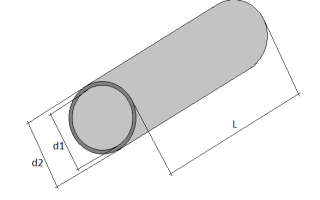 Расчет объема трубы в м3 онлайн