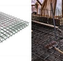 Как сделать бетонную армированную плиту