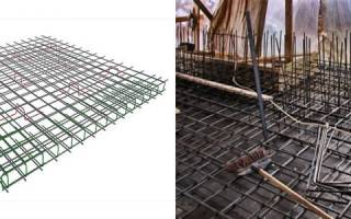 Технология изготовления арматурного каркаса монолитной плиты фундамента