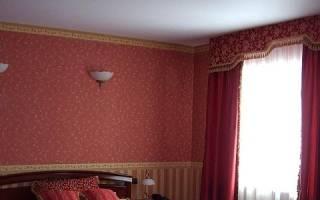 Декоративная лента для обоев на стену