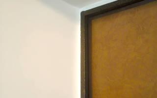 Дверные откосы из гипсокартона своими руками