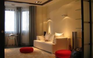 Светильники для гостиной в интерьере фото
