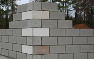 Баня из блоков плюсы и минусы