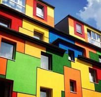 Краска фасадная расход на 1 м2