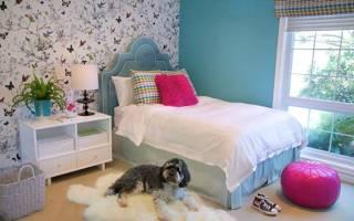 Дизайн комнат для подростков девочек