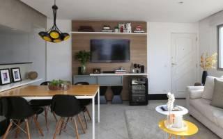 Интерьер однокомнатной квартиры 36 кв м фото