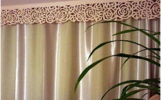 Декоративная планка для потолочных карнизов