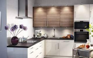 Как повесить кухонный шкаф на стену