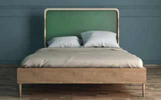Кровати в скандинавском стиле