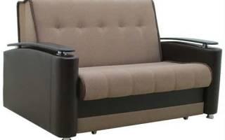 Кресло кровать аккордеон с ящиком для белья