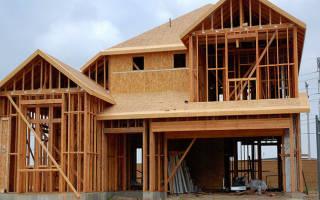 Панели для строительства дома по канадской технологии