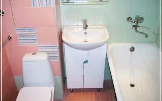 Как сделать ремонт в ванной дешево?