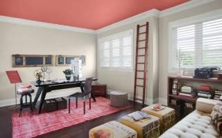 Варианты оформления потолков в квартире