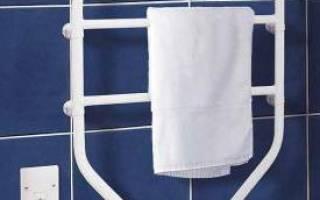Виды полотенцесушителей для ванной и их размеры