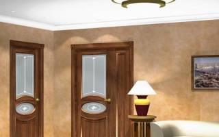Как выбрать цвет межкомнатных дверей для квартиры?