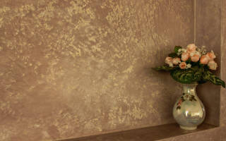 Декоративная штукатурка фото в интерьере коридора