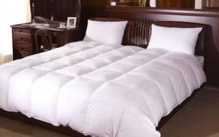 Размер 2х спального одеяла