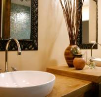 Маленькие раковины в ванную комнату фото