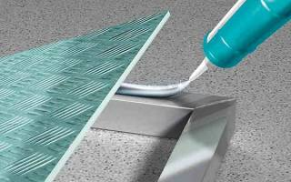 Клей для металла термостойкий и водостойкий