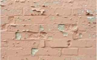 Как убрать водоэмульсионную краску со стен?
