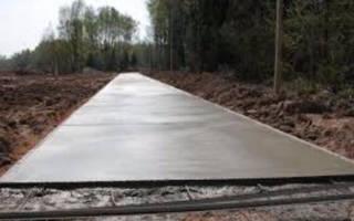 Характеристики тощего бетона