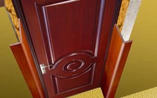 Ширина входной двери в дом