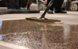 Пропитка для бетона от влаги