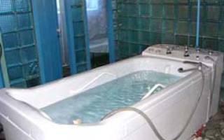 Чем полезны радоновые ванны