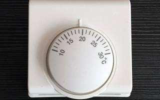 Терморегулятор для электрического котла отопления