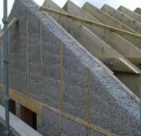 Как правильно зашить фронтон деревянного дома
