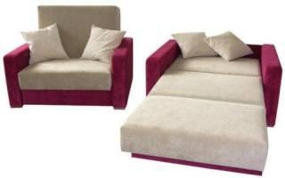 Кресло кровать для ежедневного использования фото
