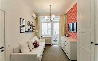 Дизайн комнаты 3 на 5 метров фото