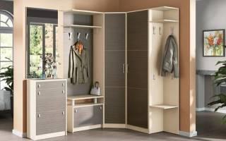 Шкафы в прихожую глубиной 40 см фото