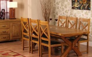 Изготовление гостиной из дерева