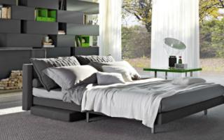 Раскладные диваны кровати фото