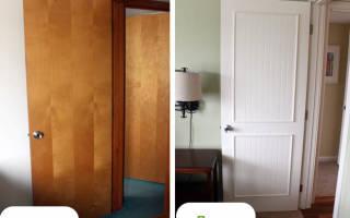 Как отреставрировать старые двери в домашних условиях?