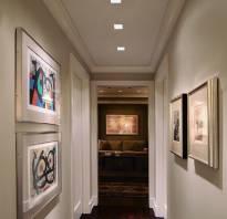 Светильники на стену в прихожую фото