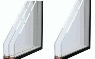 Отличие однокамерного стеклопакета от двухкамерного