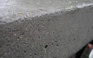 Свойства бетонов