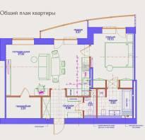 Как начертить план дома
