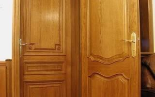 Как сделать межкомнатные двери
