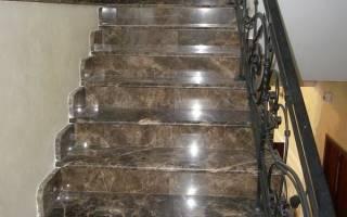 Керамогранит для лестницы в доме