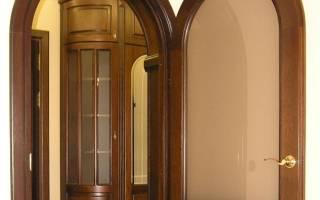 Арочные двери межкомнатные фото