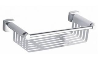 Полка для полотенец с крючками в ванную