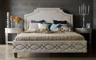 Модные кровати двуспальные фото