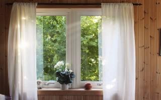 Пластиковые окна потеют изнутри
