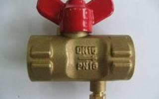 Кран маевского для чугунных радиаторов 15 мм