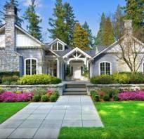 Дома в классическом стиле фото