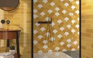Испанская плитка для ванной комнаты фото